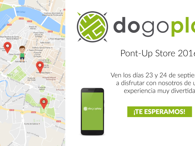 Dogoplay Pont-up store