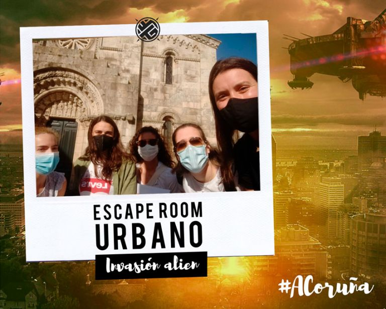 invasión alien escape room urbano 30706